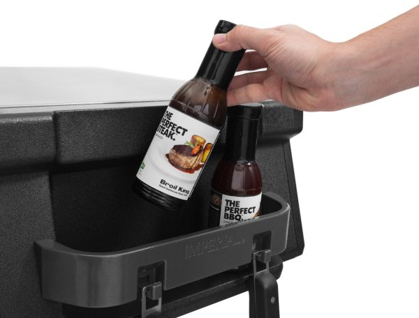 Broil King Impeial BBQ storage