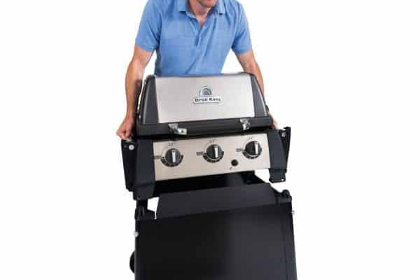 Porta Chef 320-bbq portability