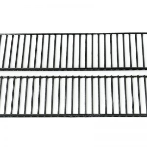 "MB20091420 Warming racks for the 24"" MB20040220 560 Series Gravity Fed Charcoal Grill with PID control. Masterbuilt®"