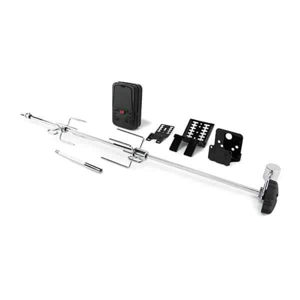 battery motor rotisserie kit