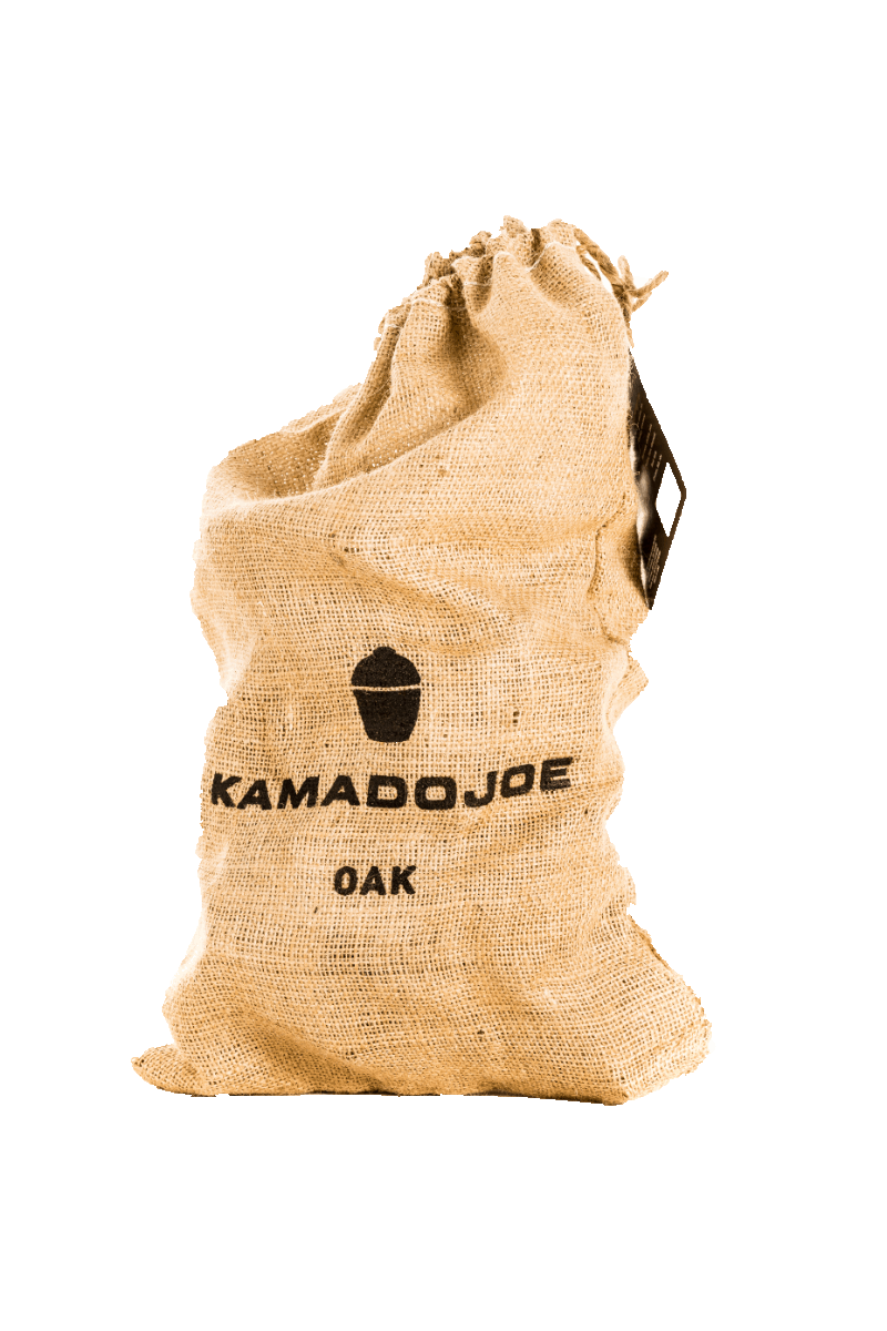 Kamado Joe® Oak Chunks for the sensational smokey aroma