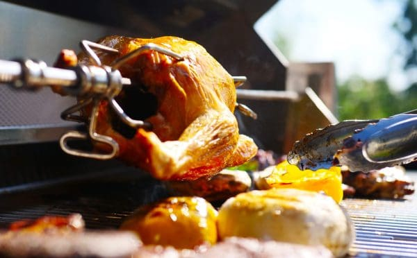 Whistler Grills Cirencester rotisserie kit Genuine Whistler Cirencester 6 Rotisserie Kit guaranteed to fit the all new Whistler Cirencester 4 or 6 Burner gas Grill and Modular Outdoor Kitchen Setup.