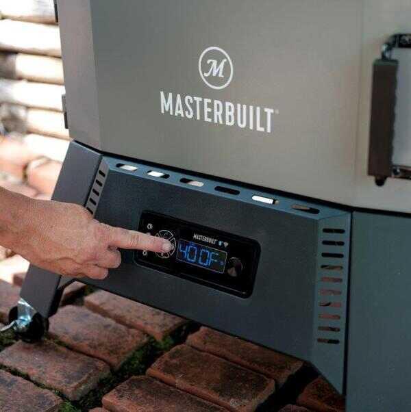 Masterbuilt 40-inch Digital Charcoal Smoker
