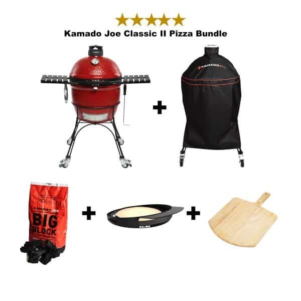Kamado Joe Classic II Pizza Bundle Value Pack